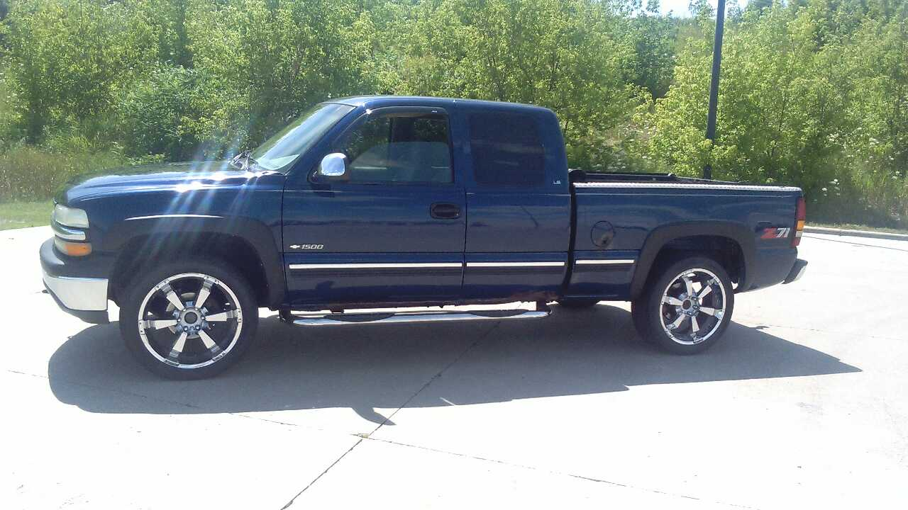 Letgo 22 inch chevy wheels in baraboo wi for Baraboo motors used cars