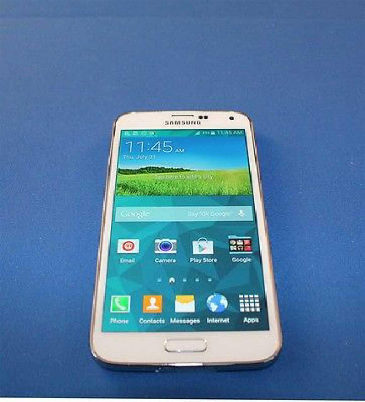 how to clean up samsung galaxy s5