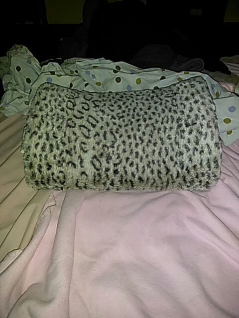 letgo - Animal print back pillow in Warren, OH