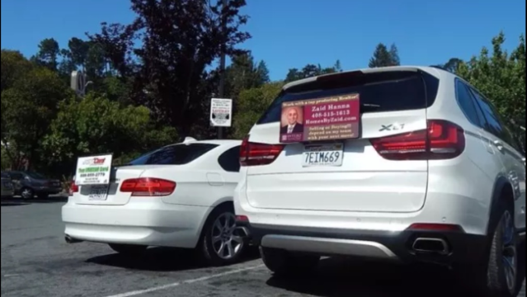 Get Paid To Drive With Advertising On Your Car