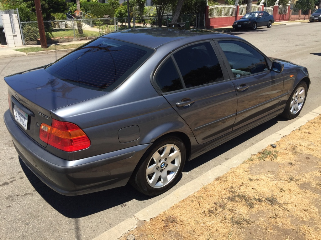 letgo 2002 bmw 325i in el sereno car ca. Black Bedroom Furniture Sets. Home Design Ideas