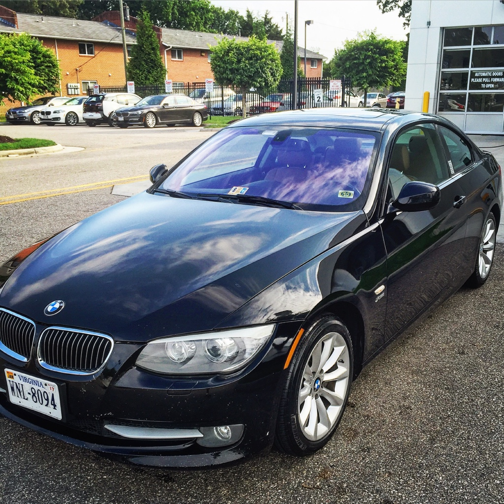 letgo 2011 black bmw 335i xdrive in williamsburg va. Black Bedroom Furniture Sets. Home Design Ideas