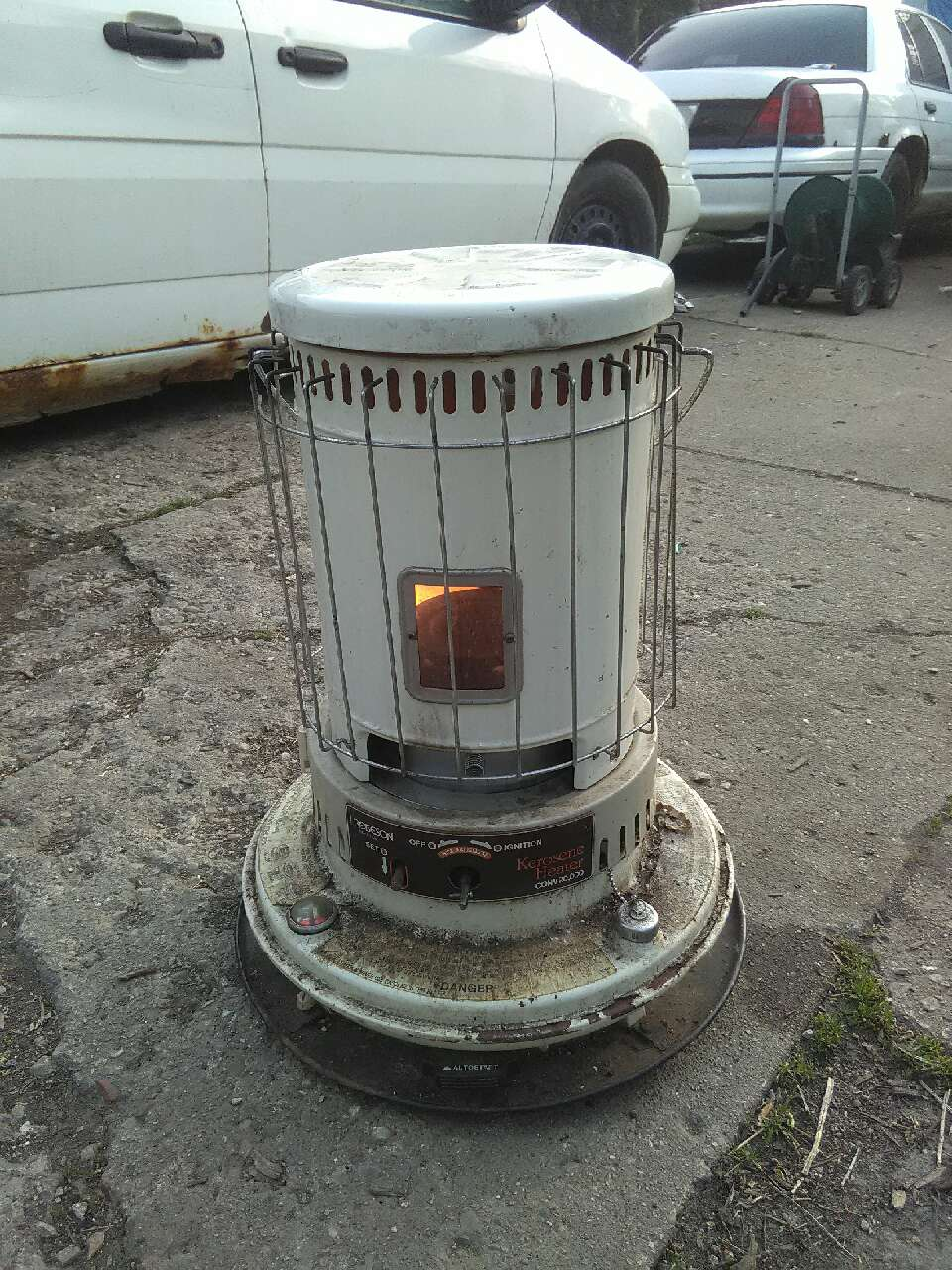 Patio Space Heater - Outdoor Space Heater Rental Las Vegas ...