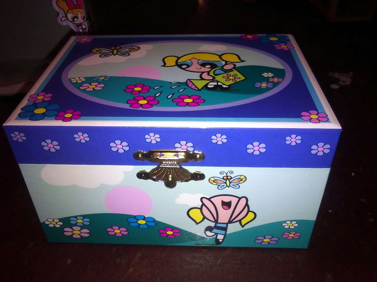 letgo power puff girls jewelry box in battlefield mo