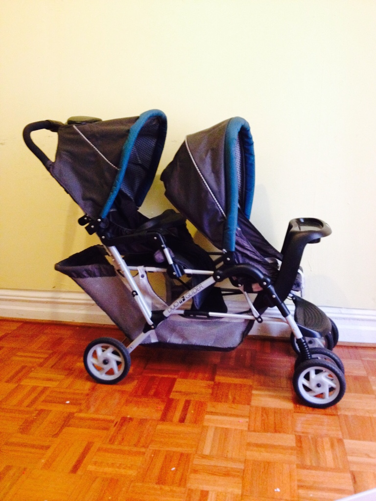 letgo graco duoglider double stroller in brooklyn ny. Black Bedroom Furniture Sets. Home Design Ideas