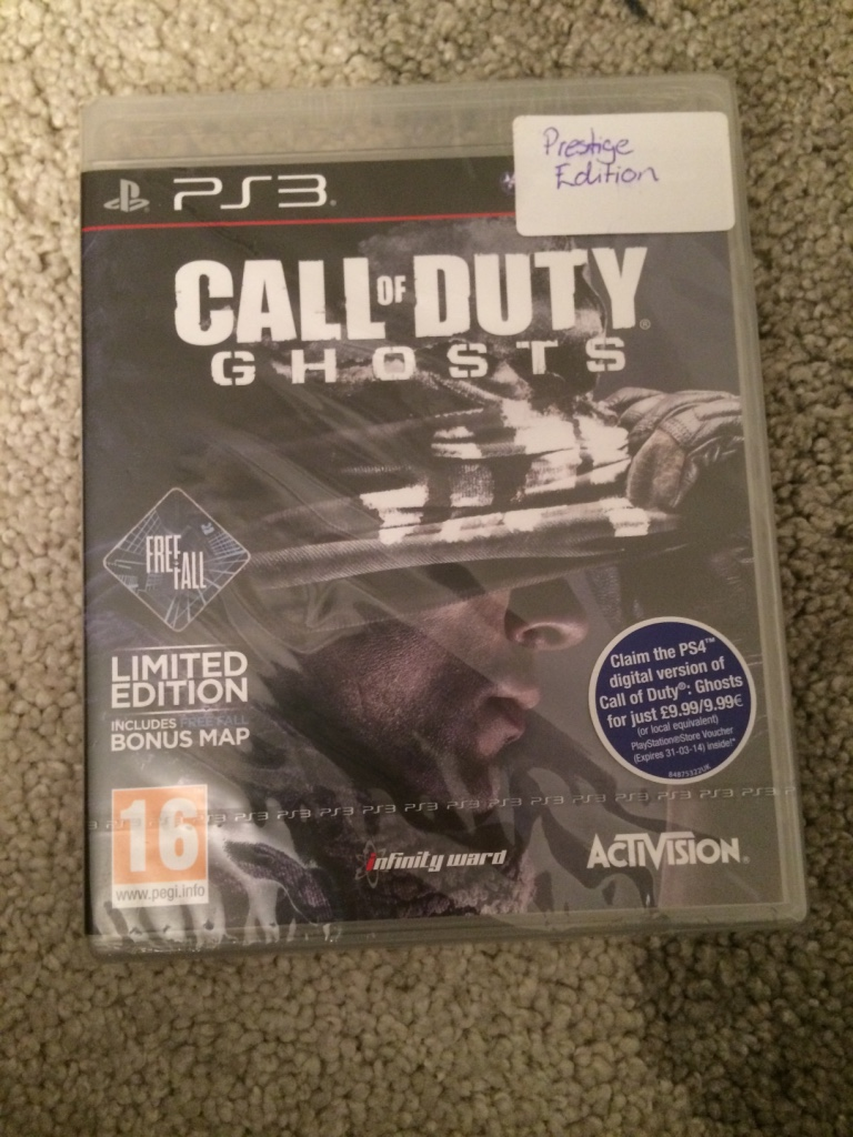 Ps3 spill 100kr stk - Norge