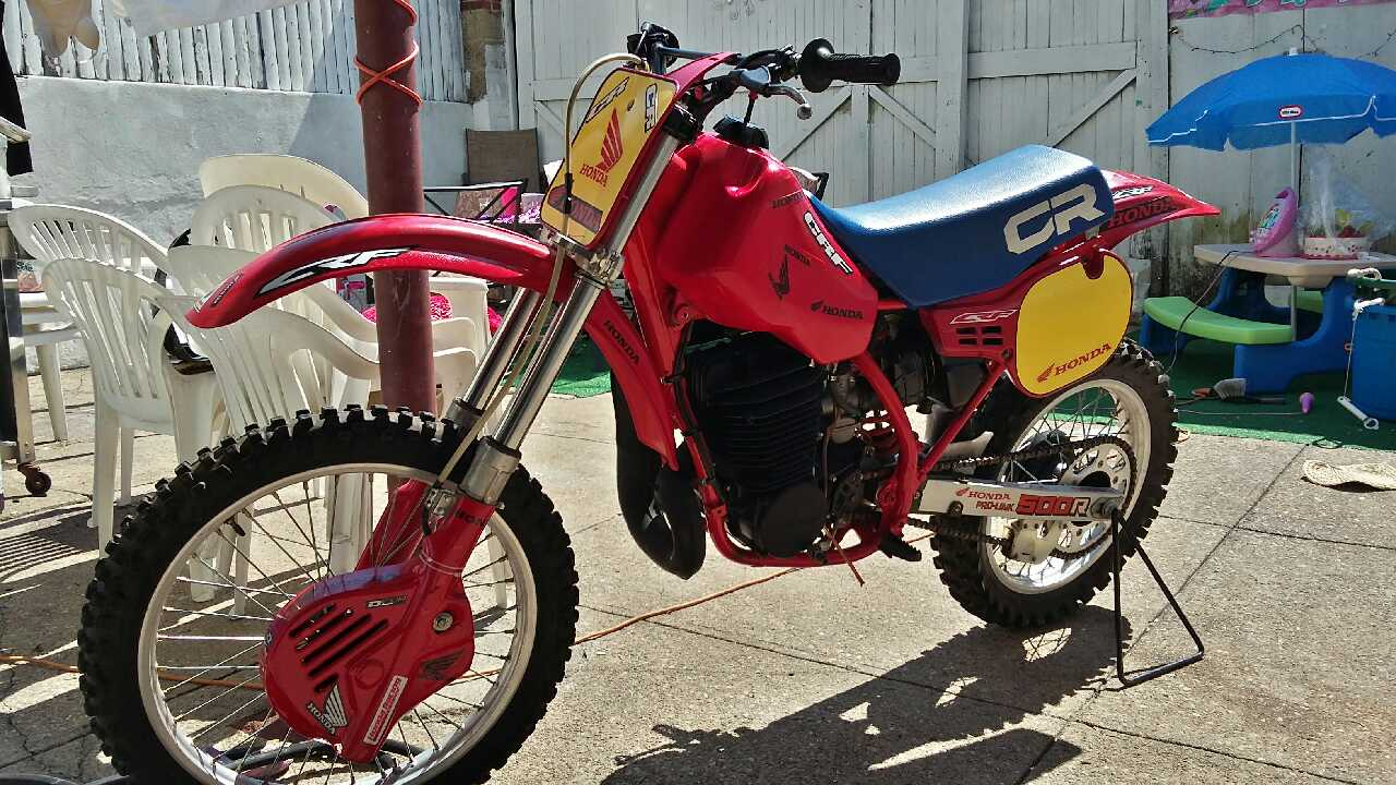 letgo 1984 honda cr 500 dirt bike in bayonne nj. Black Bedroom Furniture Sets. Home Design Ideas
