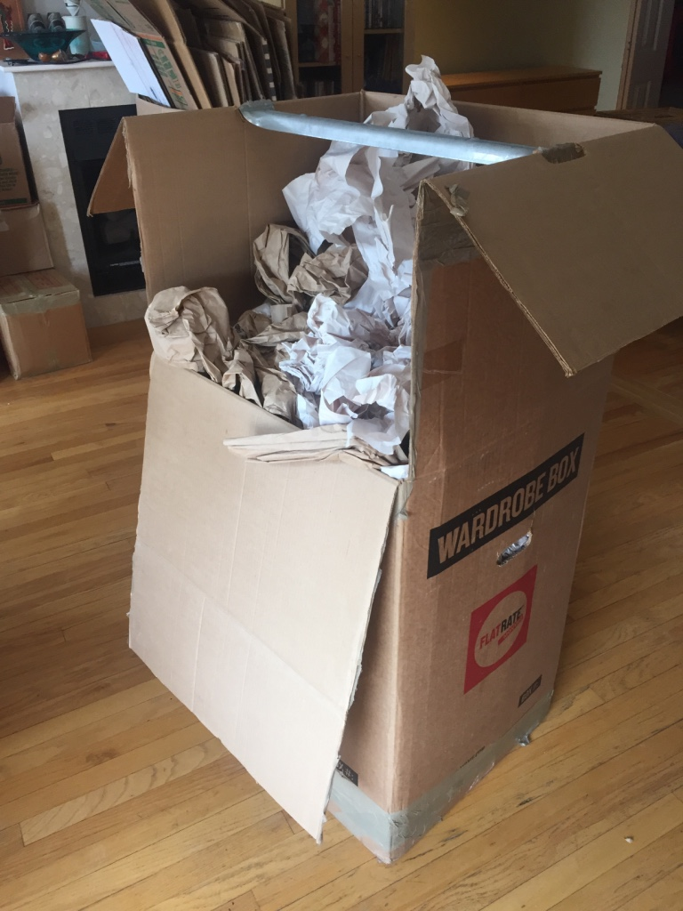 Letgo empty boxes for moving in rogers park il for Used boxes for moving house