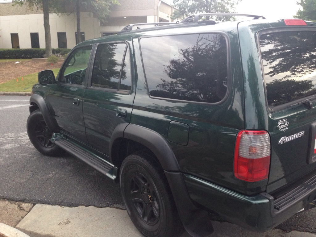 Letgo 2000 toyota 4runner srs nice in marietta ga for Marietta luxury motors marietta ga
