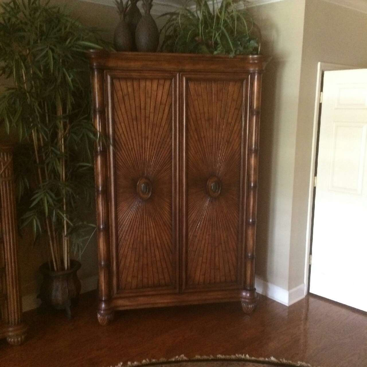 Superb img of Home Florida Safety Harbor Home and Garden padma Armoire Tv  with #382511 color and 1280x1280 pixels