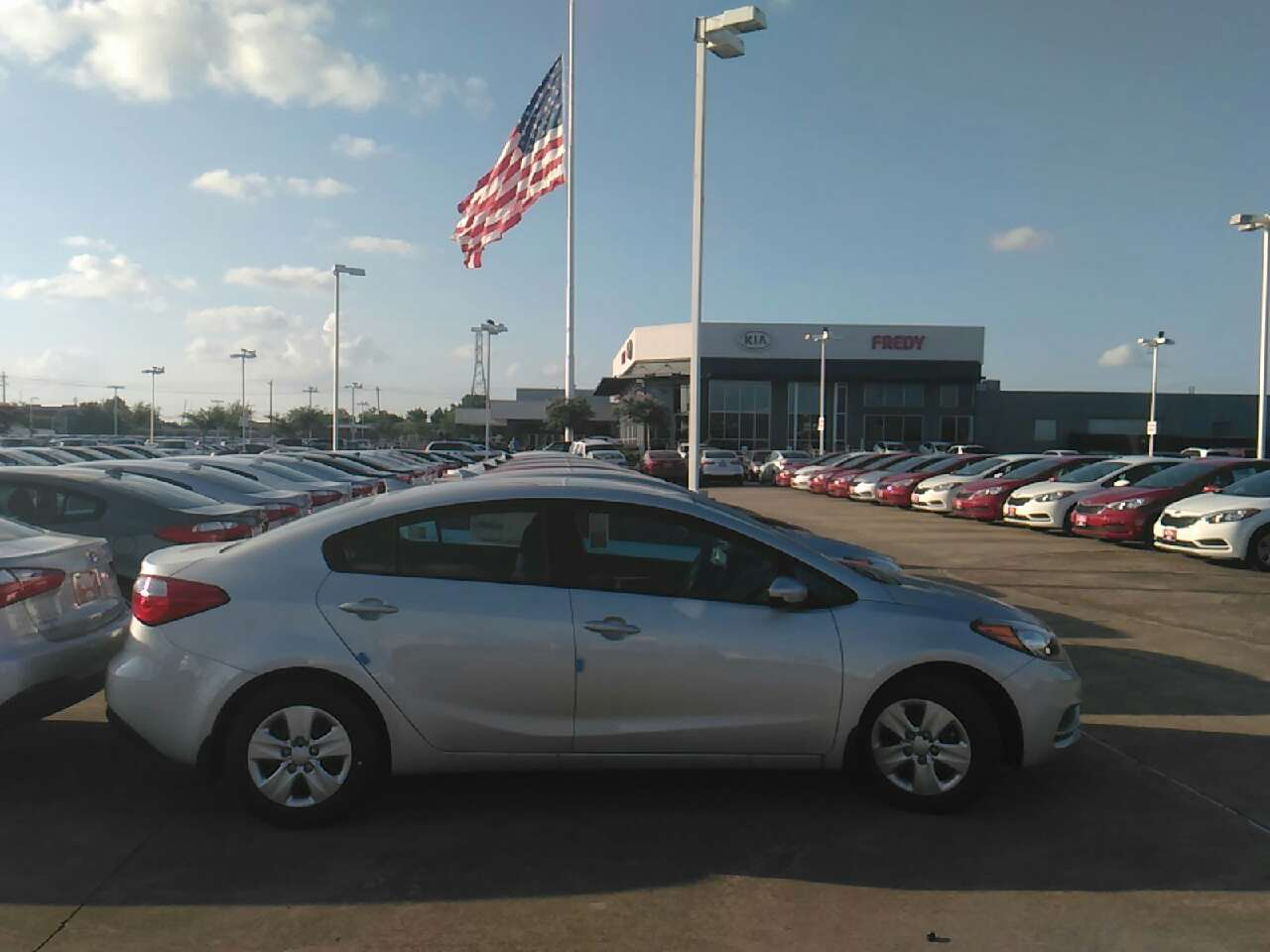 Letgo 2016 Kia Forte In South Houston Tx