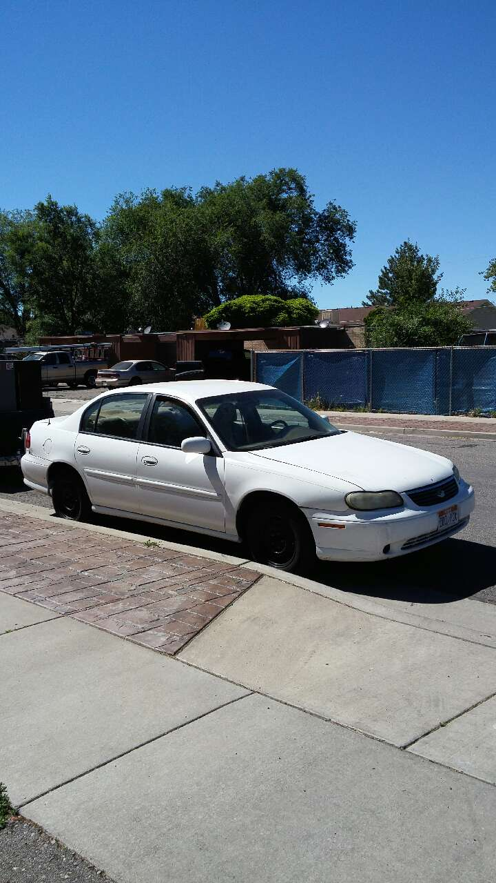 Letgo 1998 chevy malibu in granger ut for Granger motors used cars