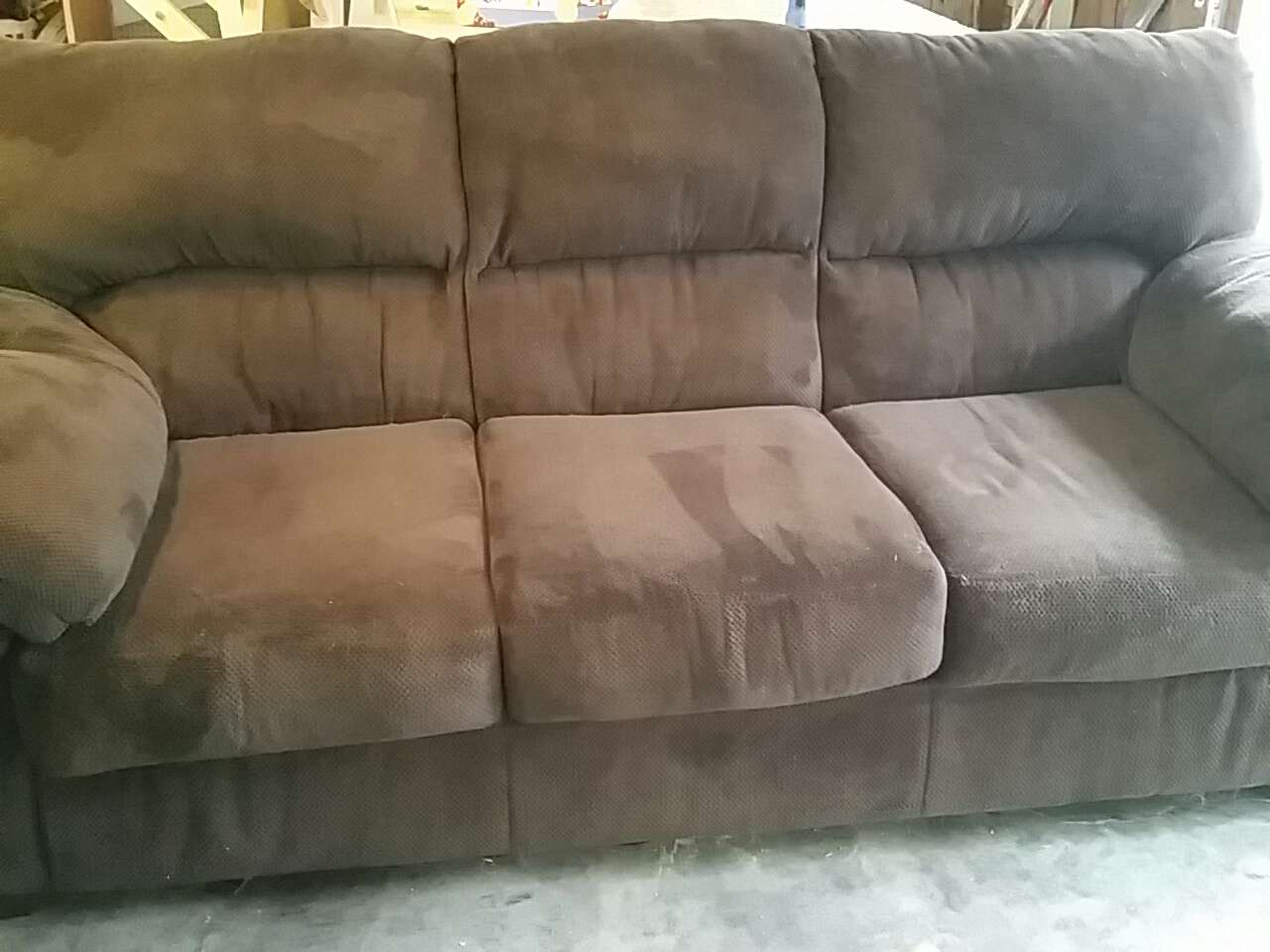 Letgo Sofa And Matching Loveseat In De Gonia In