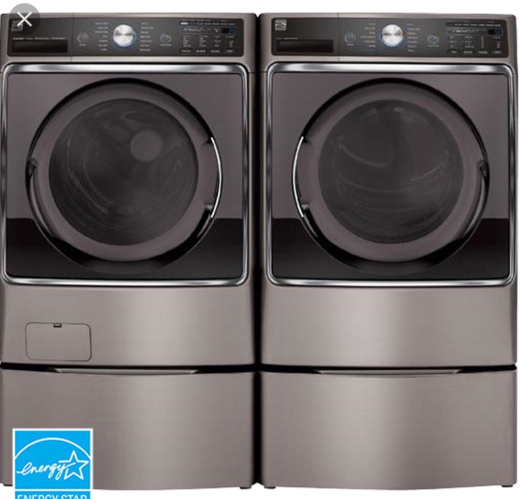 kenmore commercial washing machine