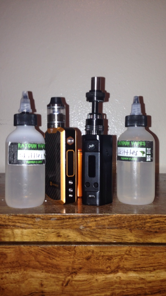 Two box mod pack