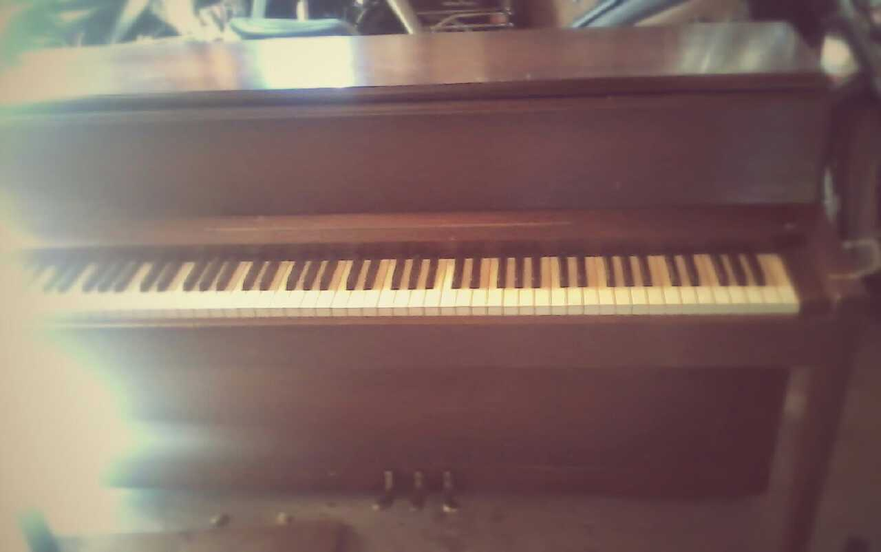 Letgo Piano For Sale With Bench In Keller Tx