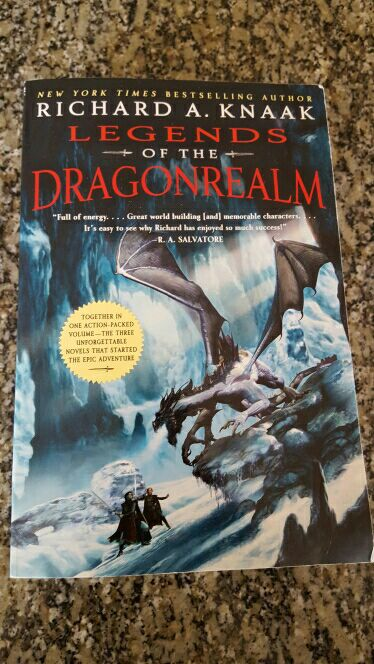 legend of the dragon realm