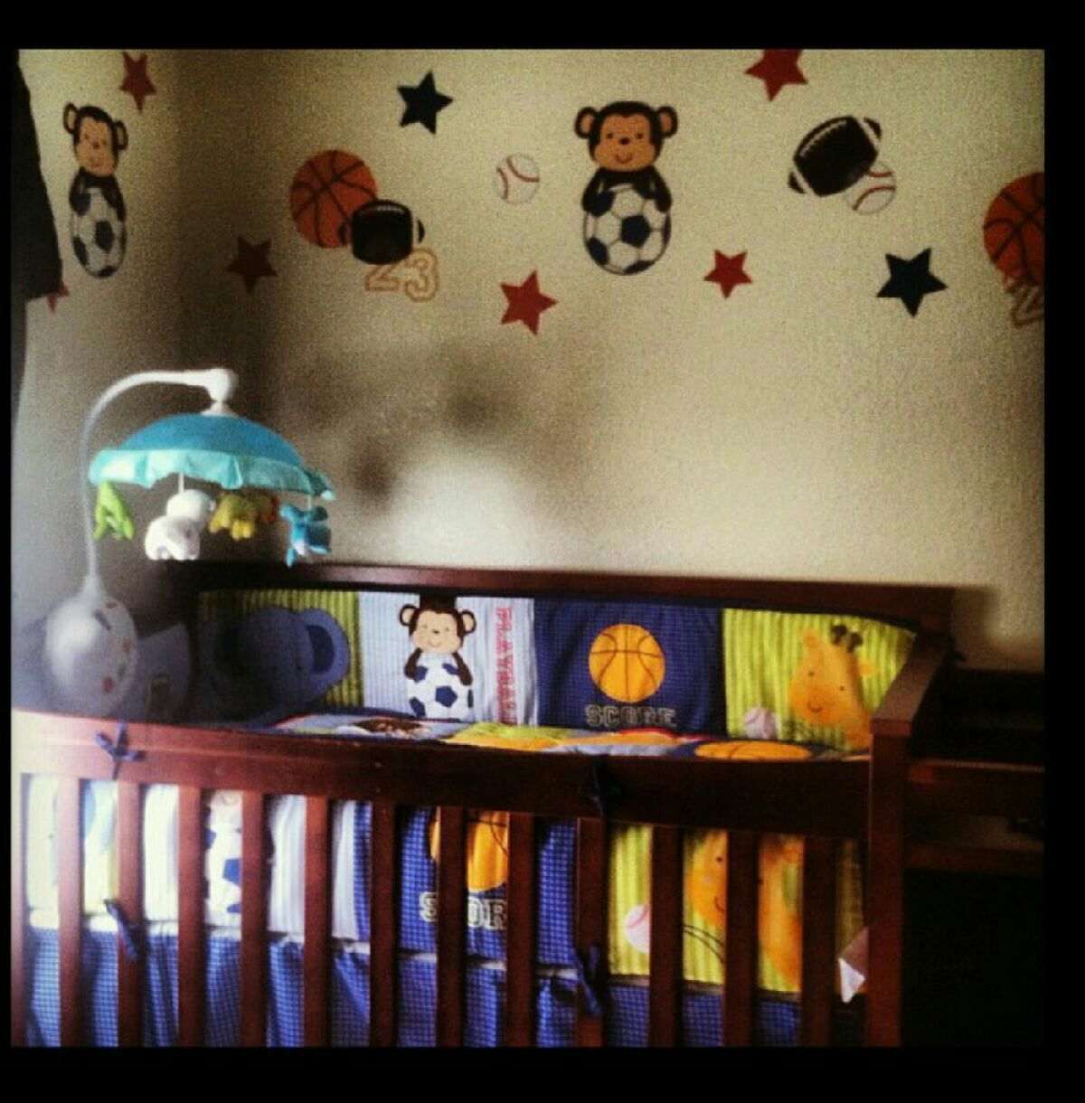 Used crib for sale dallas - Baby S Brown Wooden Crib