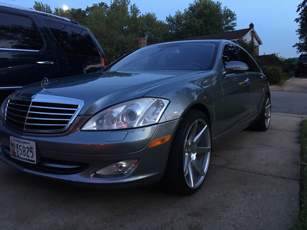 Letgo mercedes benz s550 in clinton md for Mercedes benz maryland