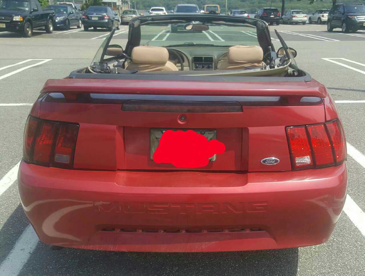 Letgo 2001 ford mustang convertible in bergenline nj for 2001 ford mustang convertible top motor