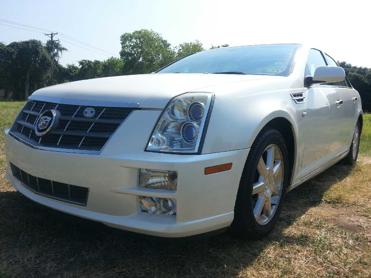 letgo 2011 cadillac sts fully loaded in grand prairie tx. Black Bedroom Furniture Sets. Home Design Ideas