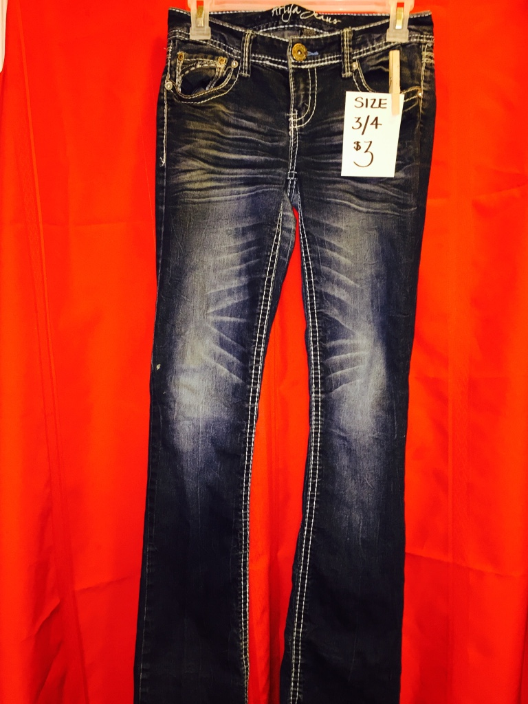 Indiana darmstadt fashion and accessories black acid wash denim jeans