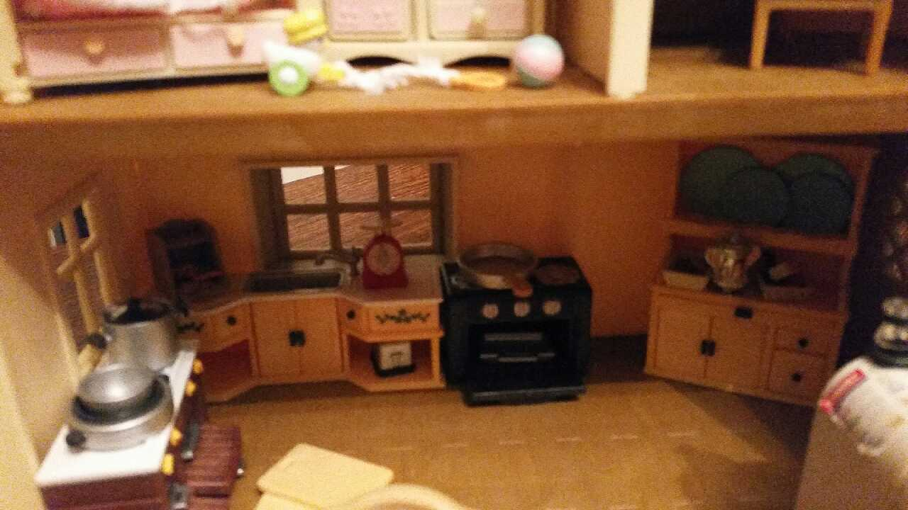 Letgo Calico Critter Deluxe Townhouse In Plaistow Nh