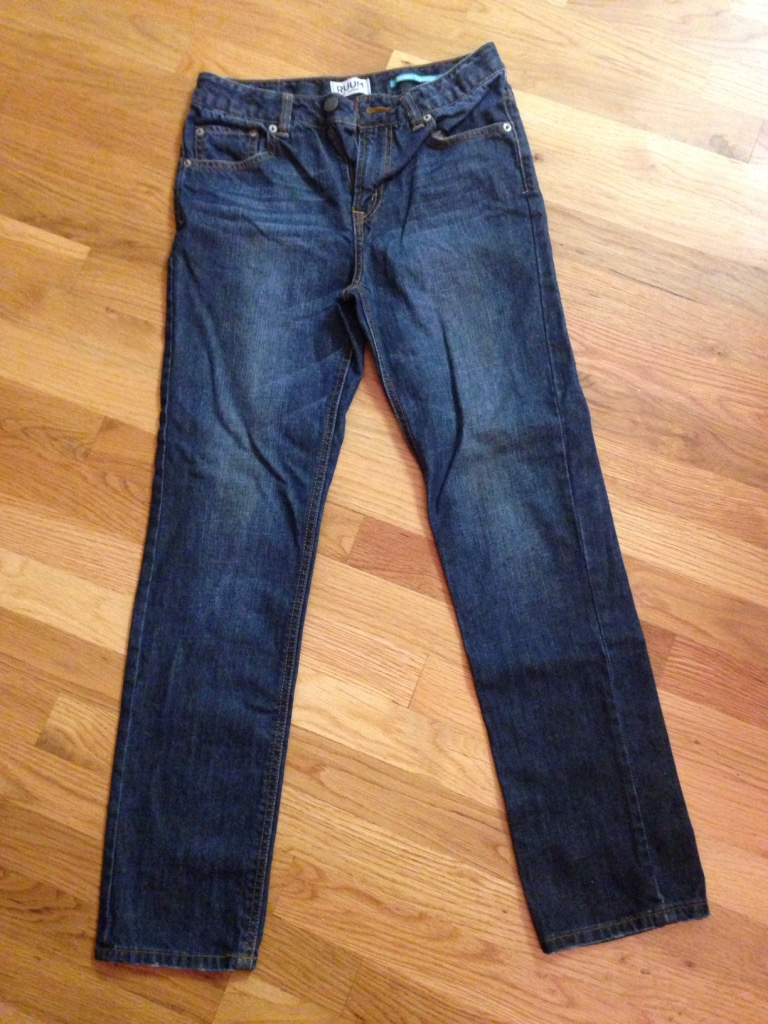 Stitched to perfection in sizes 5/6 to 15/16, our jeans for boys are made with the most durable denim in every fit and shade you can imagine. All of our boys jeans pair perfectly with our selection of boys tops. He can personalize his look with our hoodies and sweatshirts, boys shirts, and a wide selection of boys accessories. Combine a distressed pair of boys super skinny jeans with a classic crew neck tee and .