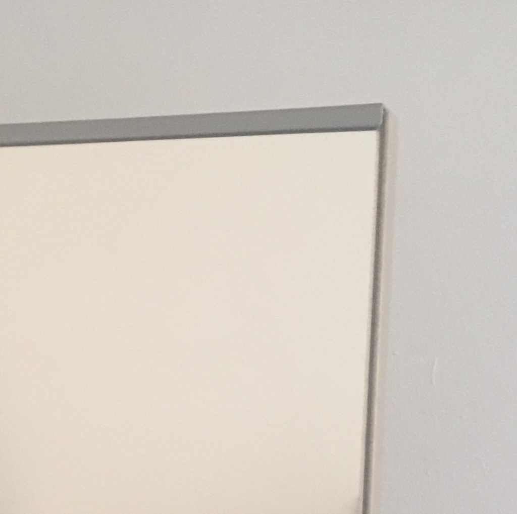 Letgo large ikea leaning wall m in roosevelt island ny for Leaning wall mirror