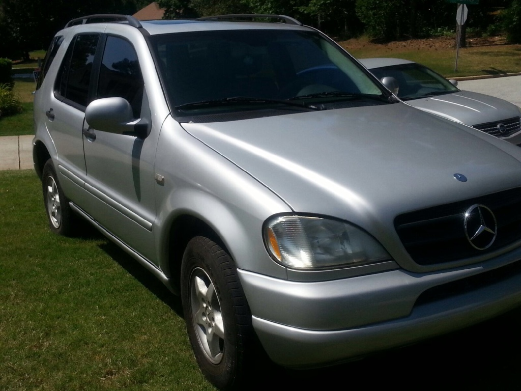 Letgo 2001 mercedes benz ml320 in covington ga for 2001 mercedes benz ml320