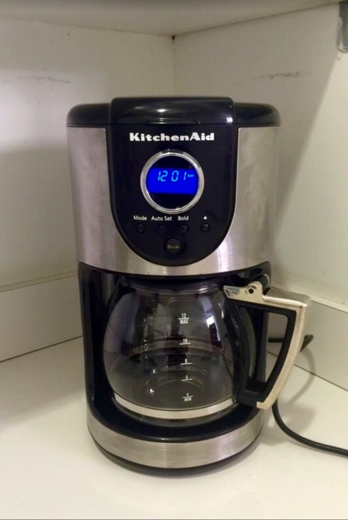 Kitchenaid Coffee Maker New : letgo - KitchenAid coffee maker in Brooklyn, NY