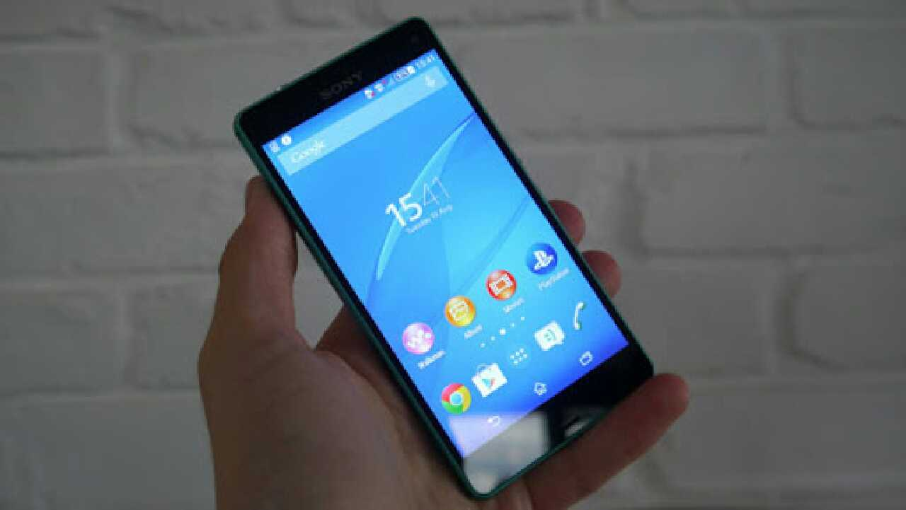 Recovery mode xperia c