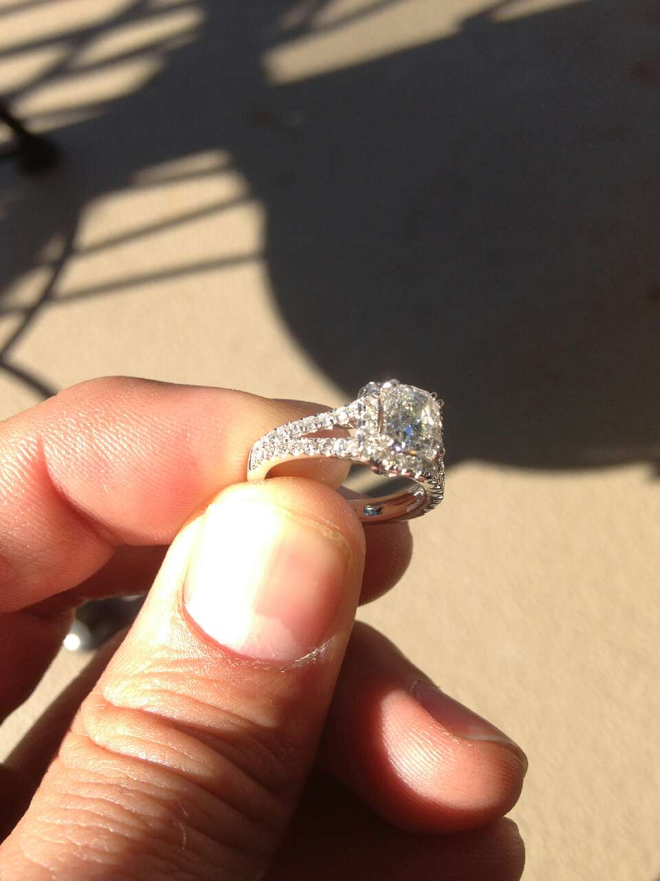 letgo Engagement Ring in San Jose CA