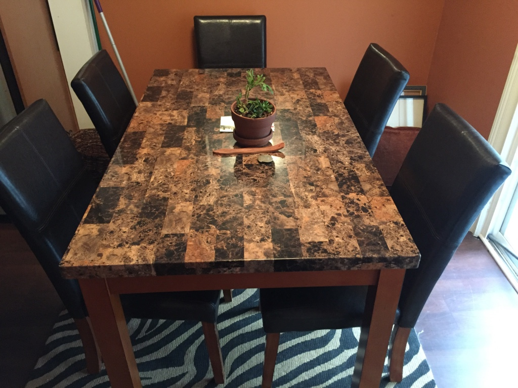 Letgo high quality kitchen dining r in bergen point nj for High quality dining room tables