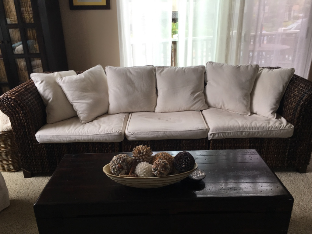 Awesome Pottery Barn Turner sofa