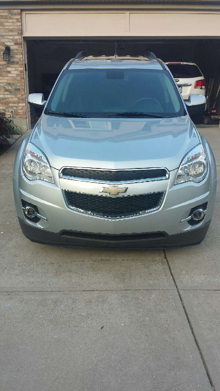 Letgo 2013 Chevy Equinox 2lt In Foster Oh