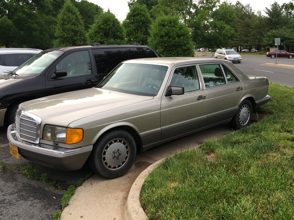 Letgo 1991 mercedes benz 420sel in sudley springs va for 1991 mercedes benz 420sel