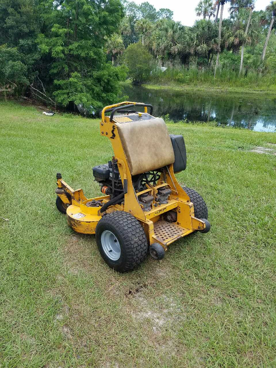 Riding Lawn Mower Paint : Letgo factory repaint with life time in tuscawilla fl