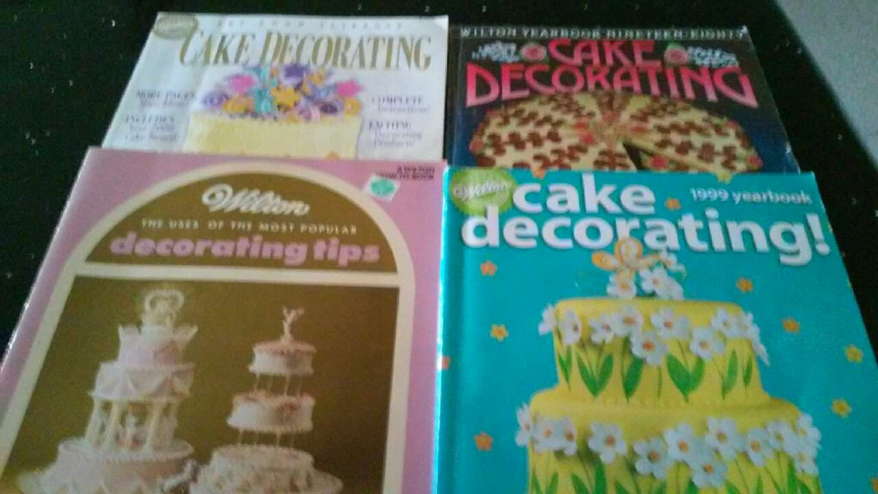 Wilton Cake Decorating Books Download