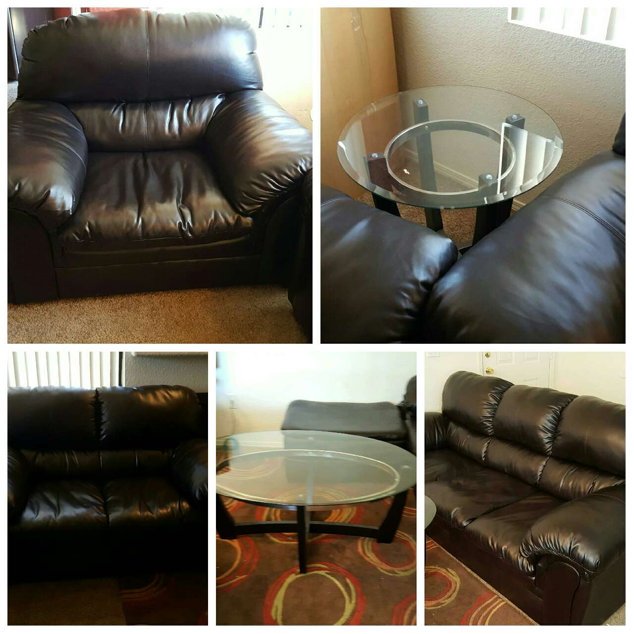 Letgo living room set in phoenix az