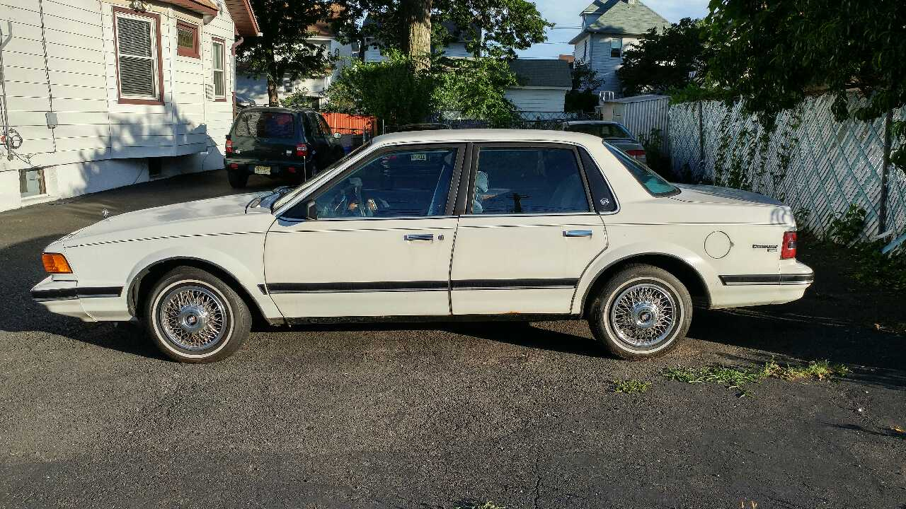 letgo 1990 buick century custom in south paterson nj. Black Bedroom Furniture Sets. Home Design Ideas
