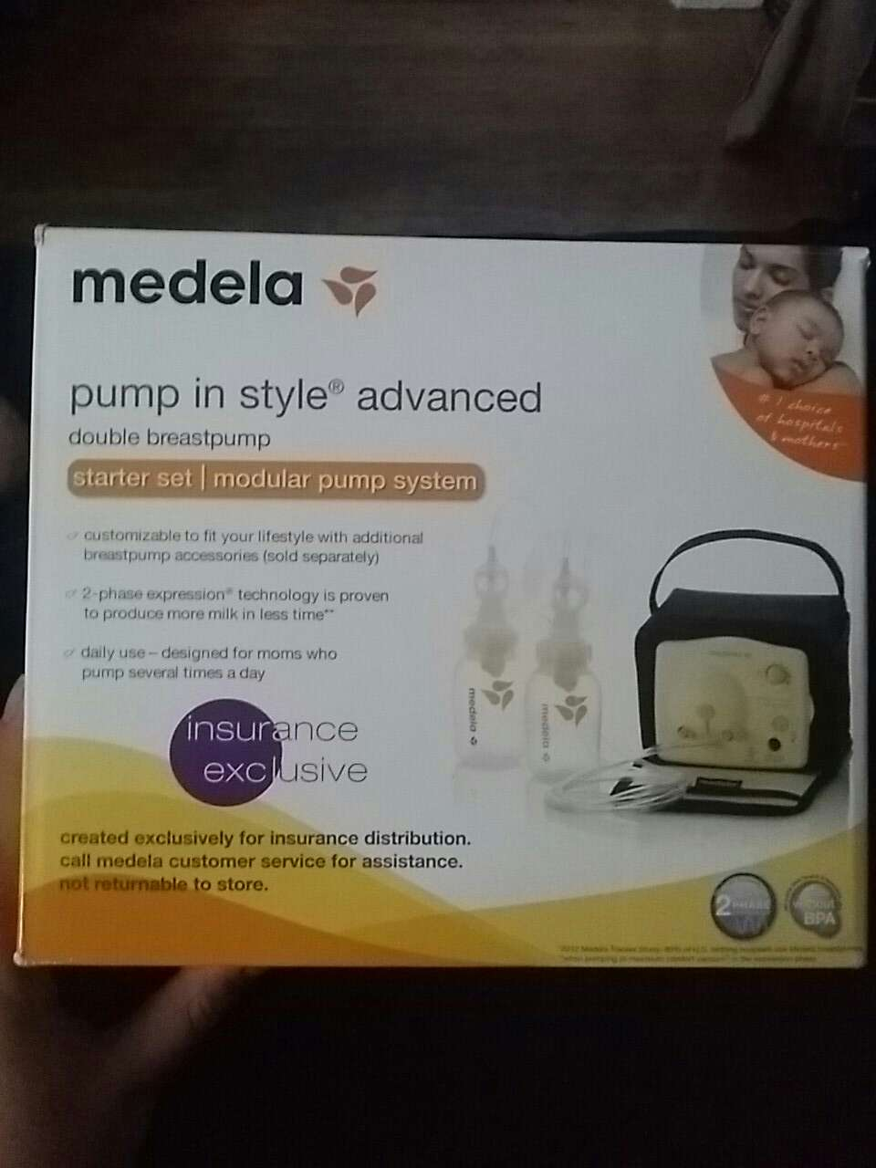 how to use medela breast pump