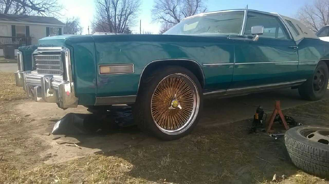 Letgo 78 El Dorado Cadillac All Costume In Oakhurst Ok