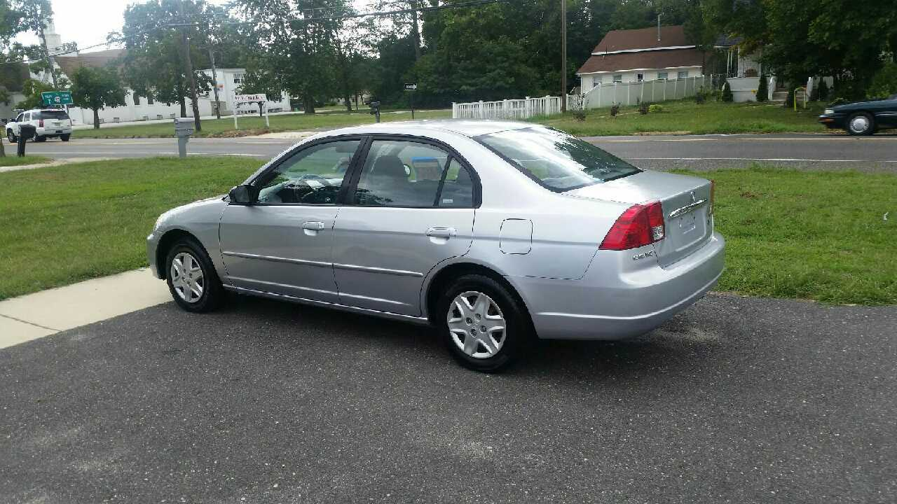 Letgo 03 honda civic in south vineland nj for 03 honda civic 4 door
