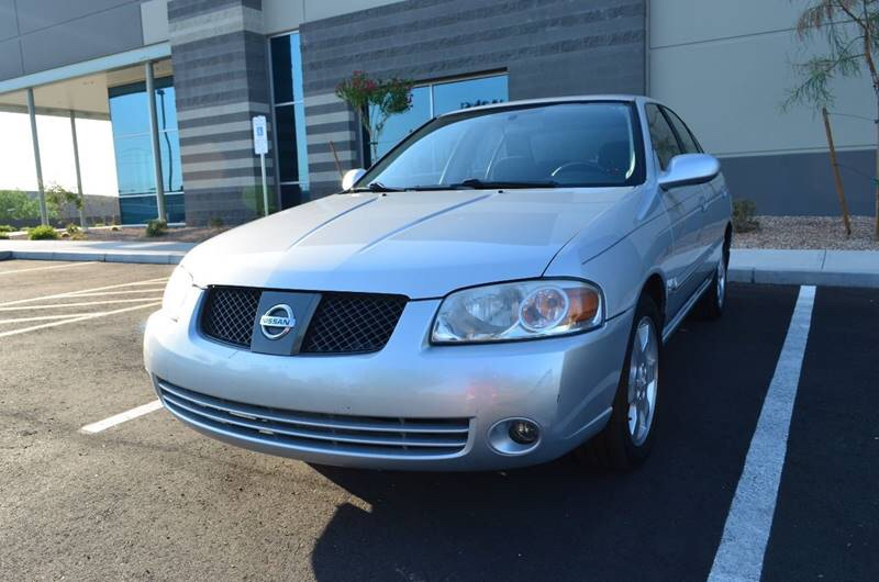 letgo 2005 nissan sentra special edition in phoenix az. Black Bedroom Furniture Sets. Home Design Ideas