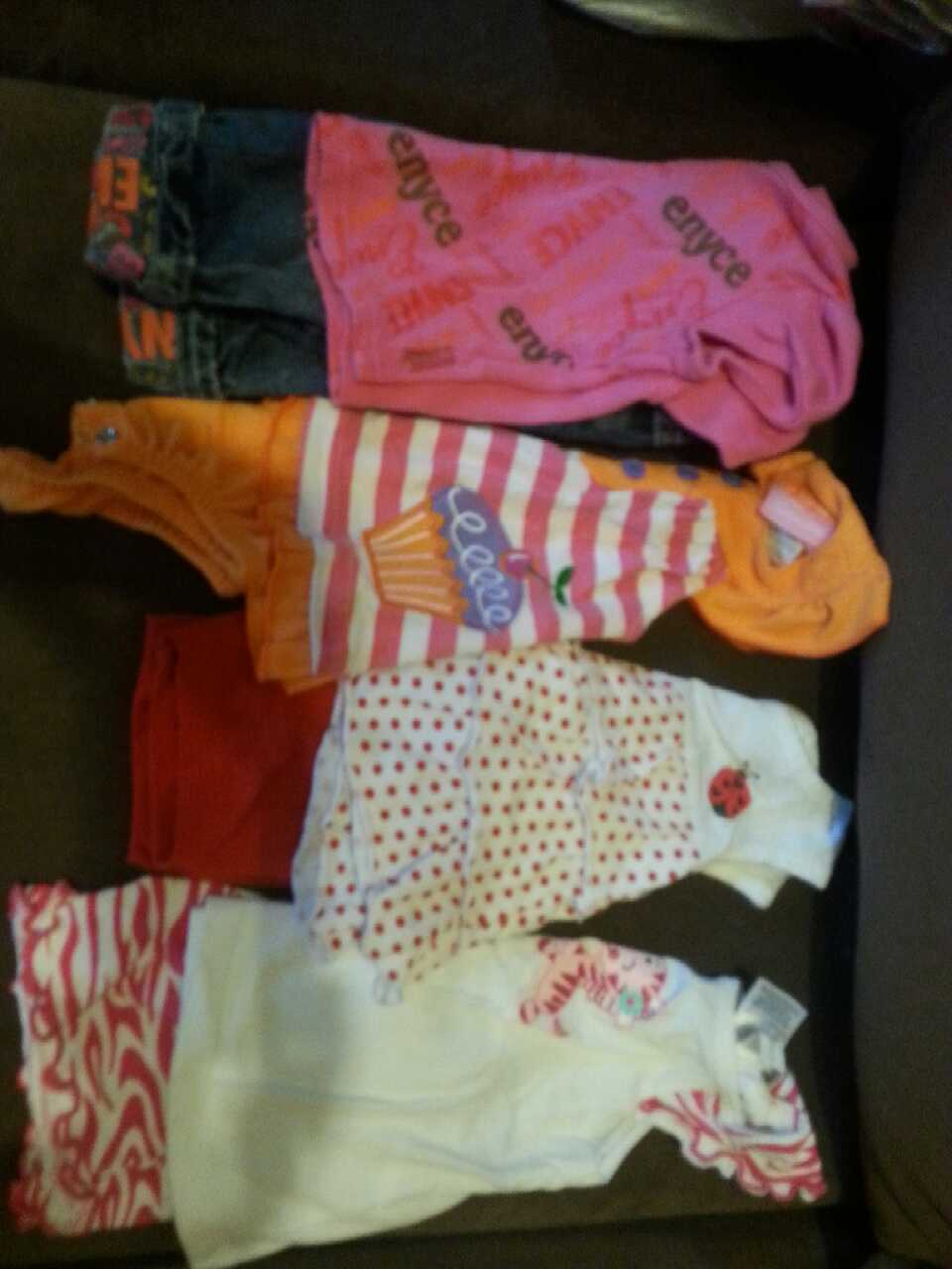 letgo baby clothes 0 9 months & diapers in Boulevard NC