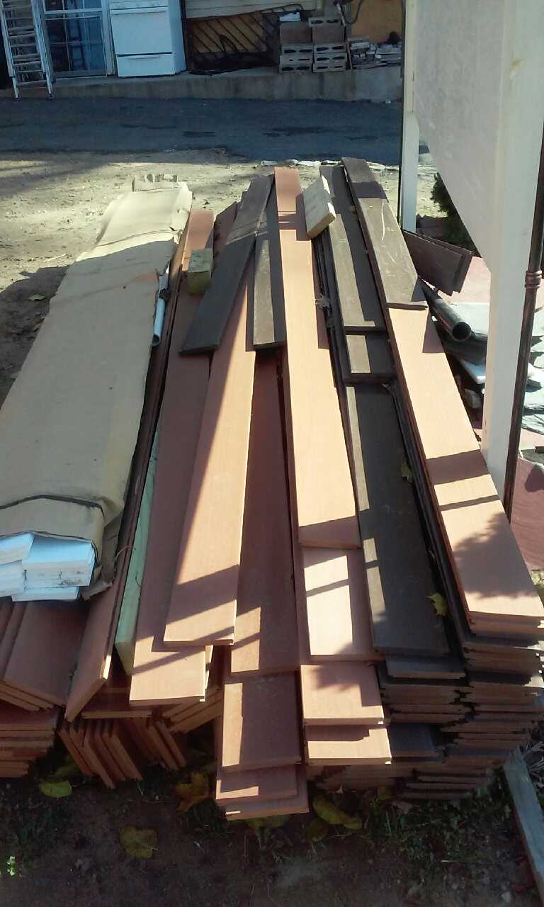 Letgo composite decking in tower square ma for Composite decking brands