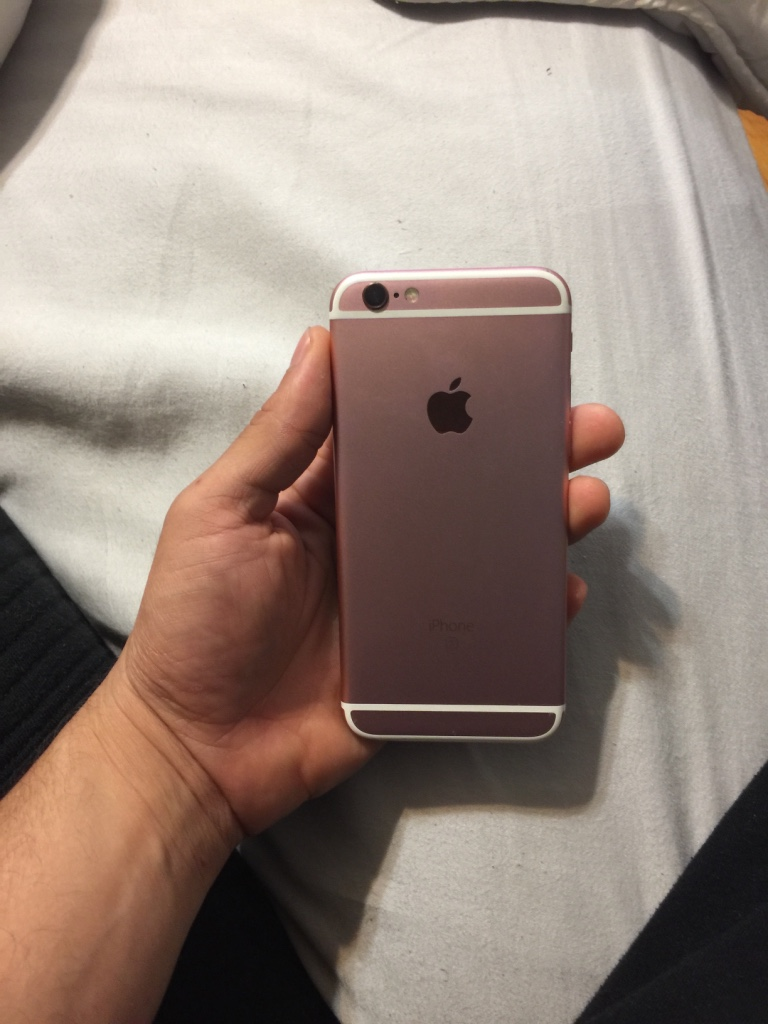 iPhone 6s (negotiable)