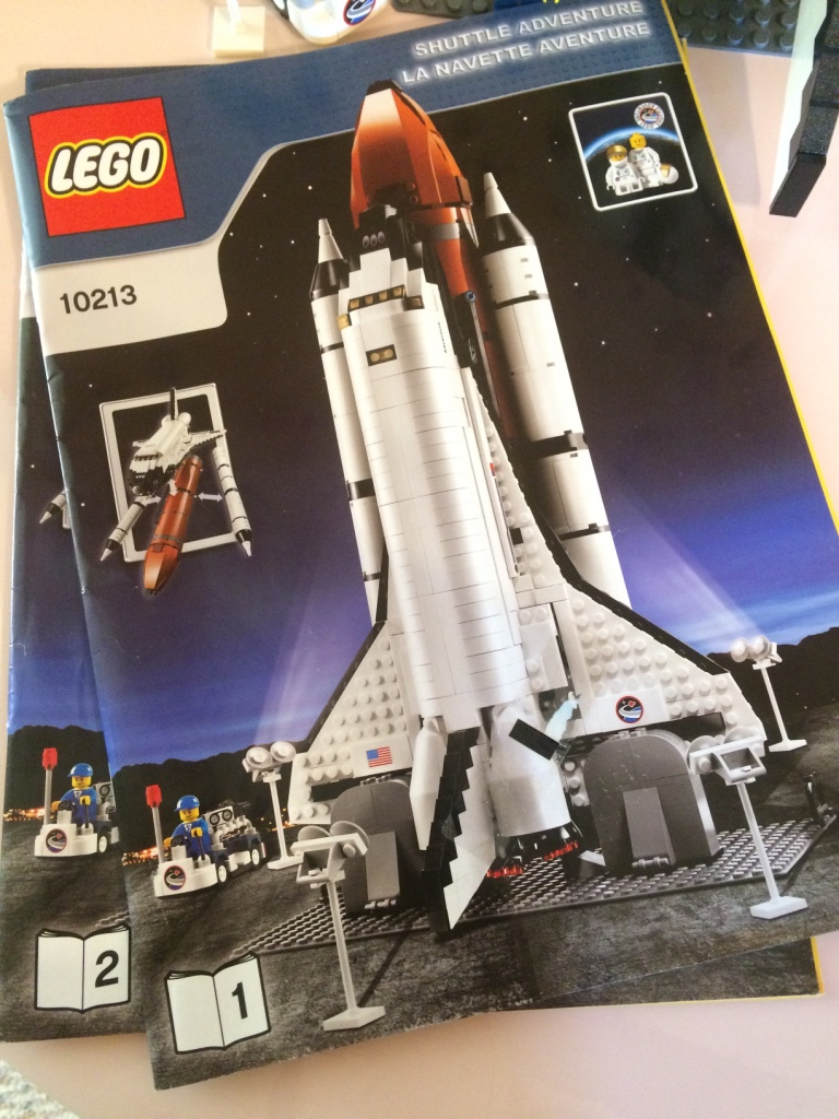 lego space shuttle game - photo #38