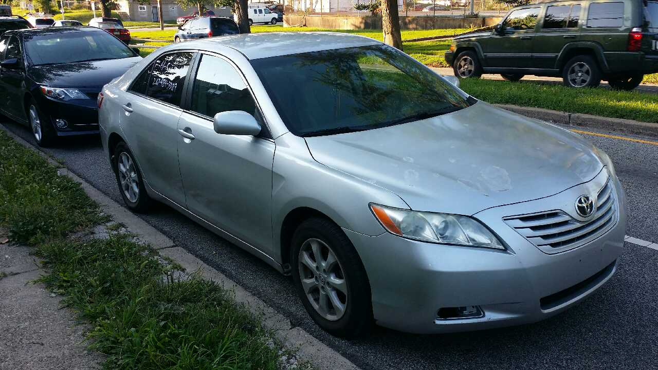 letgo 2008 toyota camry in william penn annex west pa. Black Bedroom Furniture Sets. Home Design Ideas
